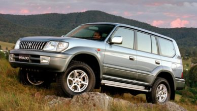 Toyota Land Cruiser Prado 2 поколение 1996-2002
