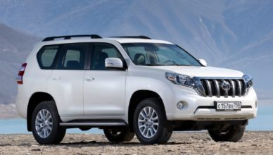 Toyota Land Cruiser Prado 4 поколение 2009-2017