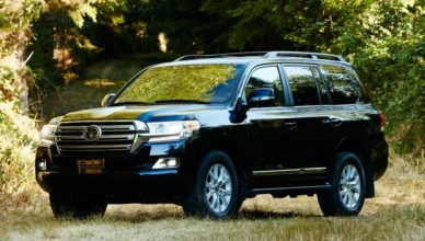 Toyota Land Cruiser 200 нового 2017
